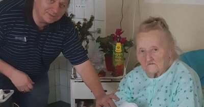 Kórházban a Király anyukája, combnyaktörést szenvedett Anna néni