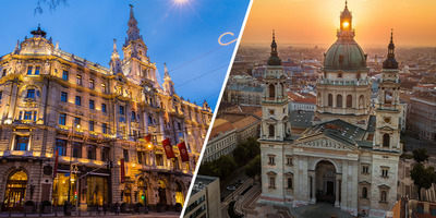 Ezek Budapest leghíresebb épületei – Felismered őket? KVÍZ