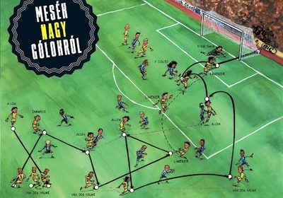 Mesék nagy gólokról: Gary Lineker a Porto ellen