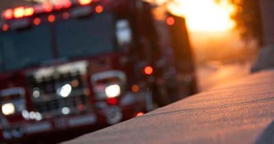 Tűzesethez és műszaki mentéshez is riasztották megyénk tűzoltóit