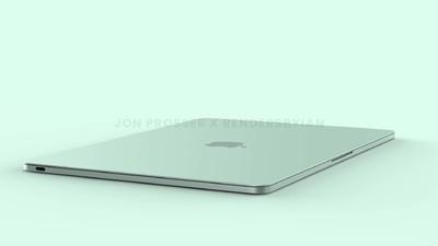 A MacBook Airt is kiszínezheti az Apple