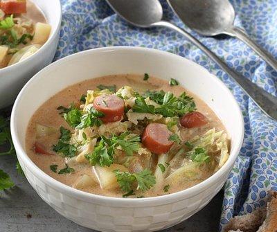 10 tejfölös leves hússal, vagy zöldséggel - bármelyiket választod, éhen nem maradsz