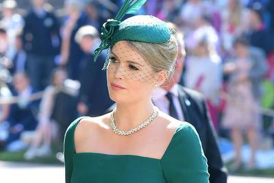 Diana hercegné unokahúgát, egy nála 32 évvel idősebb milliárdos jegyezte el - Fotó