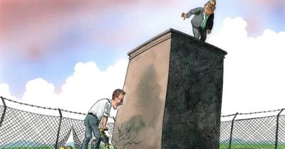 Az Economistban Karácsony Gergely már átvágta a határzárat