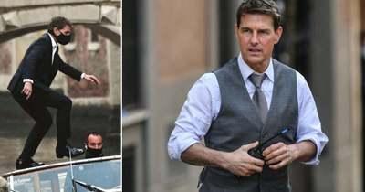 Tom Cruise körül megint áll a bál, most biztonságiakat is hívott