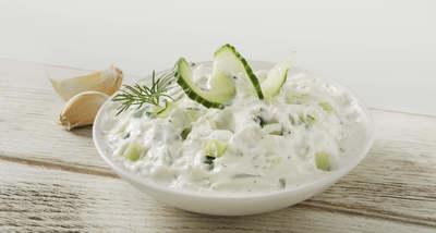 Tzatziki az uborkás ételek királynője, a legjobb választás, ha diétázol