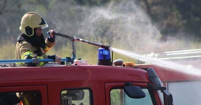 Füstölt egy dízelmozdony Ravazdnál