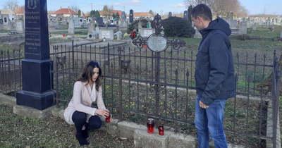 Átfogó munkával találták meg plébánosuk sírját a kevermesi fiatalok