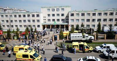 Főiskolából kicsapott fiatal férfi lövöldözött Kazanyban