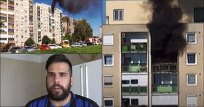 Videó: Az élete árán mentette a lakókat Nyíregyházán