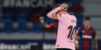 A Barcelona megint elszórakozott egy meccset