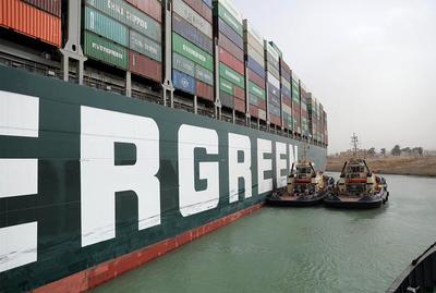 Nagy bejelentést tettek a Szuezi-csatornáról az Ever Given balesete miatt