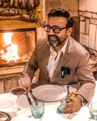 Gianni Annoni sosem követne ostoba oldalakat vagy szereplőket, csak mert mások is ezt teszik