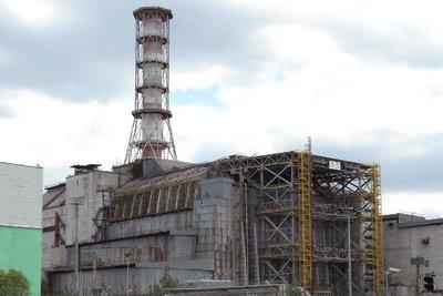 Újra beindultak a nukleáris reakciók a csernobili erőműben