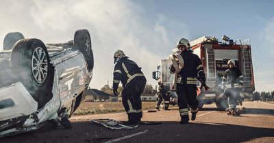 Többen megsérültek az M6-os alagútjánál történt ütközésben