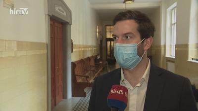 Ártatlannak tartja magát Fekete-Győr András az ellene felhozott vádakkal szemben