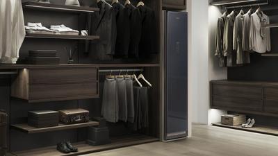 Az okos hűtő mellett okos ruhásszekrény az új trend