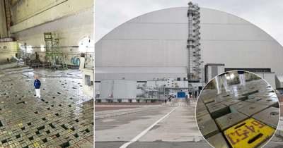 Újra beindult a maghasadás a csernobili atomerőmű egyik alagsori szobájában