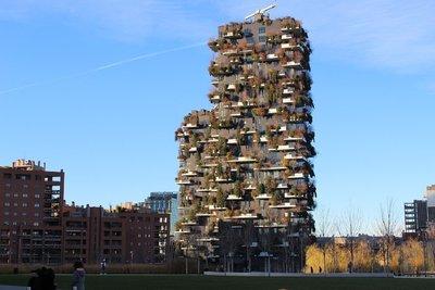 A milánói Bosco Verticale mintájára épül a nyíregyházi függőleges erdő