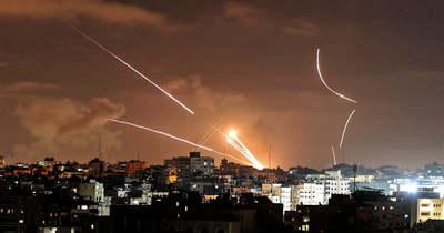 Ismét rakétatűz alá vette a Hamász Izraelt