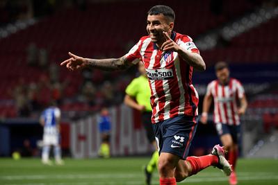 Újabb nagy lépést tett a bajnoki cím felé az Atlético Madrid - videó
