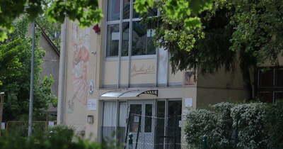 Leszakadt a plafon egy fehérvári iskolában
