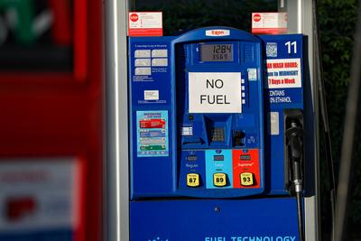 Újraindult az üzemanyagvezeték, amelyet zsarolóvírussal támadtak meg