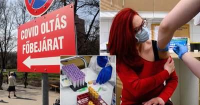 Napi friss adatok! Ismét nőtt az új fertőzöttek száma Magyarországon