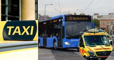 Durva baleset történt, karambolózott a 25-ös busz, többen megsérültek