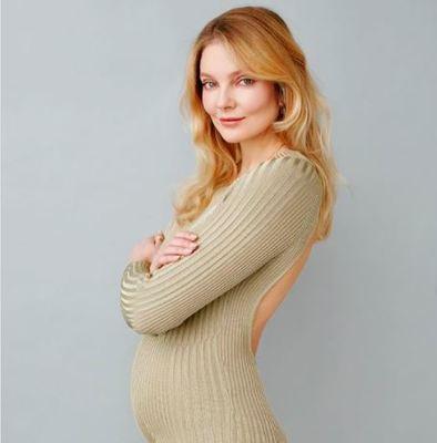Mekkora! Megvillantotta terhes pocakját Mihalik Enikő - Fotó