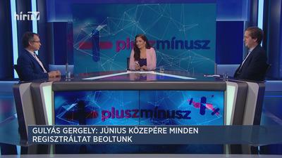 Plusz-mínusz: Hamarosan újabb és újabb járványügyi lazítások jöhetnek