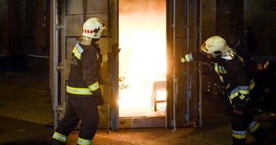 Tűz ütött ki egy hódmezővásárhelyi lakóházban