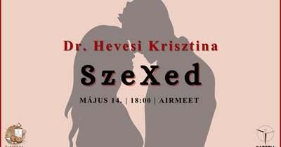 """Hevesi Kriszta elárulja, mit jelent az """"elég jó szex"""""""
