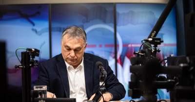Orbán Viktor: Magyar vagyok, ezért sohasem leszek elégedett