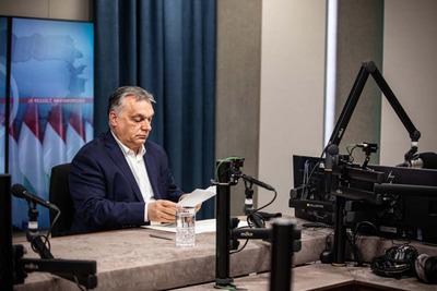 Orbán Viktor: A baloldal nem vett részt a védekezésben, ez több mint hiba