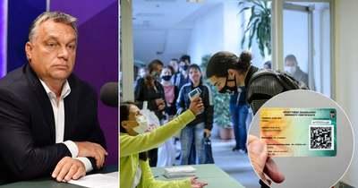 Orbán Viktor: Heti 150 ezer Pfizer-vakcina lesz