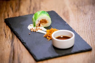 Egy gurmé fogás, ami valószínűleg még nem túl ismert: a székely szusi