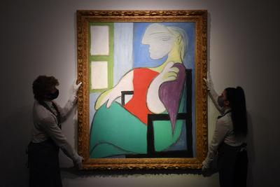 Megdöbbentő áron kelt el egy Picasso festmény a New York-i árverésen