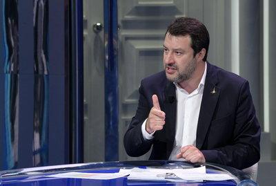Megbukott a Matteo Salvini elleni per Olaszországban