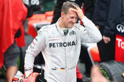 Szomorú lépésre szánta rá magát Michael Schumacher felesége