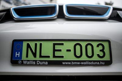 Újabb járműtípusok kaphatnak zöld rendszámot Magyarországon