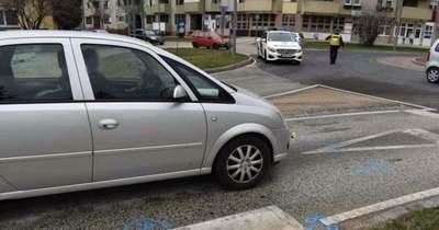 Kijelölt gyalogosátkelőhelyen ütött el egy nőt a sofőr Nagykanizsán