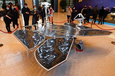 Hamarosan landol a Marson a kínai marsjáró