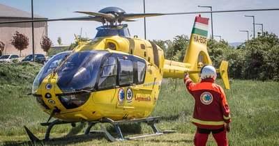15 katona sérült meg a MH PápaBázisrepülőtér környékén