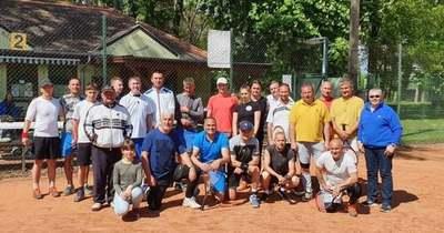 Játékra éhes teniszezők versenye Keszthelyen