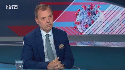 Szlávik János: Azt gondolom, mindenféleképpen lesz harmadik oltás