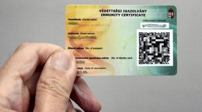 Újabb országban fogadják el a magyar védettségi igazolványt