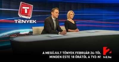 TV2 Tények - Ezek voltak a legfontosabb hírek pénteken