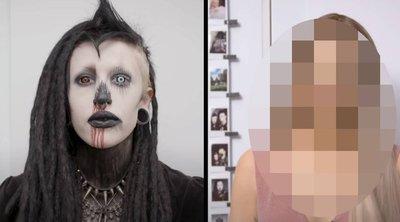 Hihetetlen átalakulás: gyönyörű modell lett a horrorlényből – videó