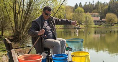 Idén először mérhették össze tudásukak a horgászok a Bánki-tónál